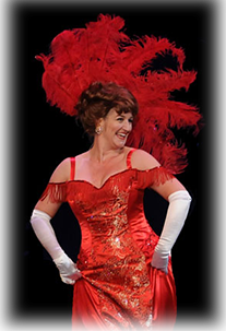 Greta Grosch in Hello, Dolly!
